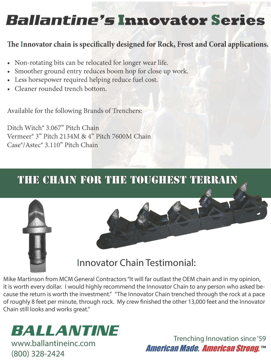 Trencher Parts | Trencher Chain | Trencher Sprockets | Cup ... on