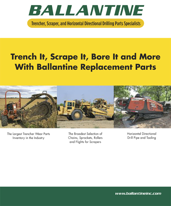 ballantine replacement parts